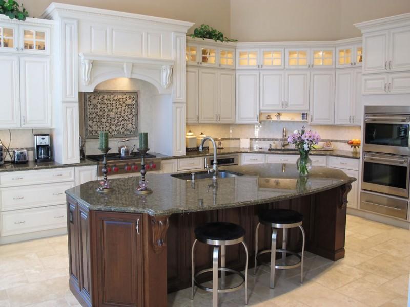 seifer kitchen design center wins best kitchen design 2012 award