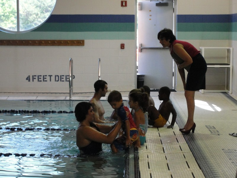 Teaching Water Survival To Children Patchogue Ny Patch