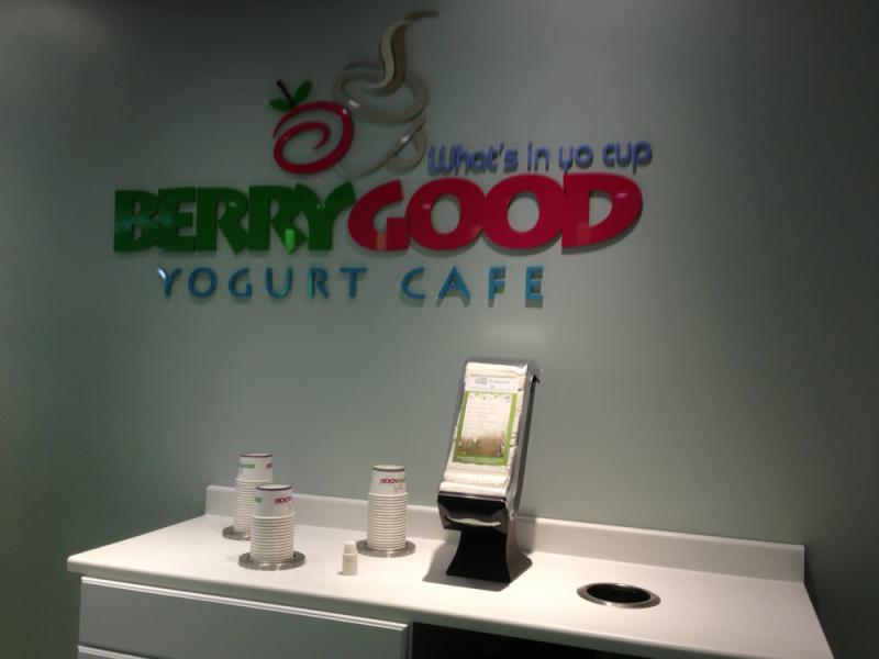 Berry Good Yogurt Cafe Patchogue Ny