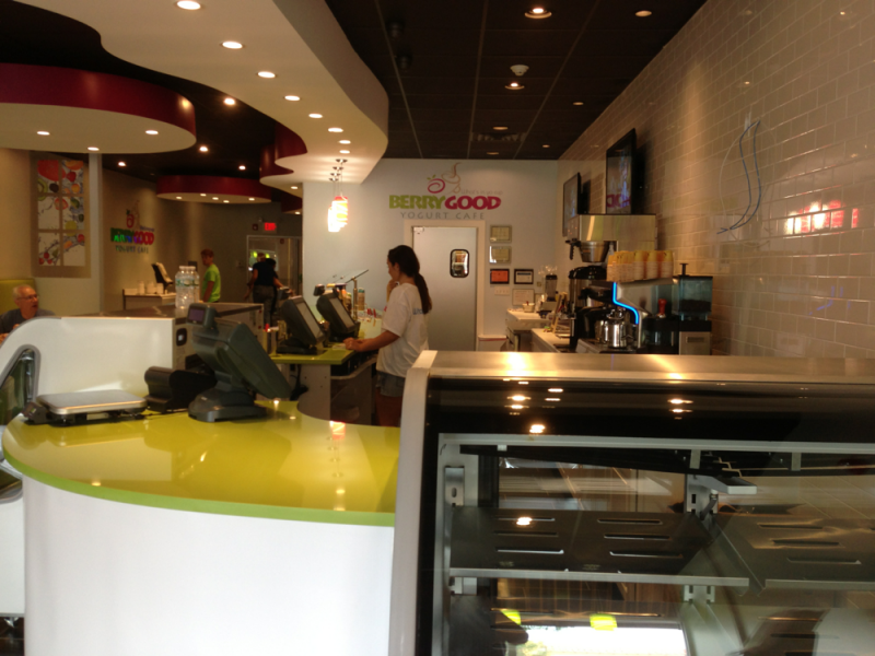 Berry Good Yogurt Cafe Patchogue Ny