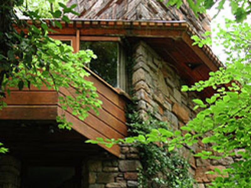 Frank Lloyd Wright's Usonian Vision is Alive and Well in