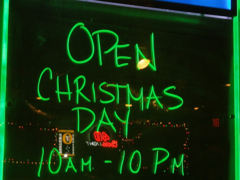 What\'s Open and Closed in Medford on Christmas 2012 | Medford, MA Patch