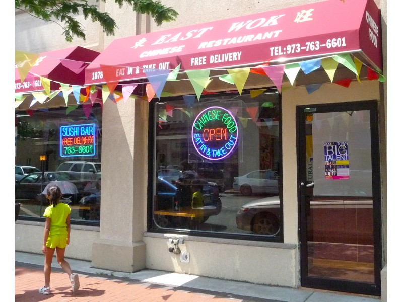 East Wok Opens on Springfield Avenue   Maplewood, NJ Patch