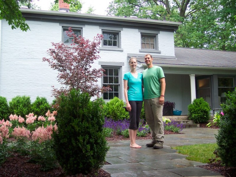 Dexter Couple Wins Yard Makeover from TVs Desperate Landscapes