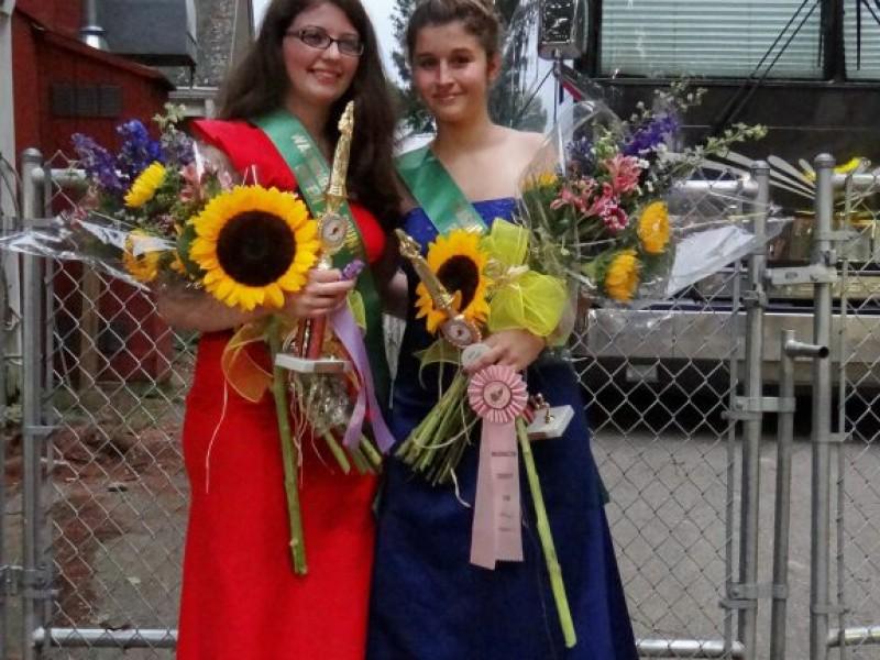 46th Washington County Fair Crowns Local Girls