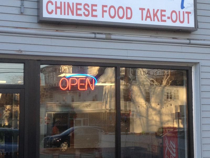 Chinese Food Sharon Ma