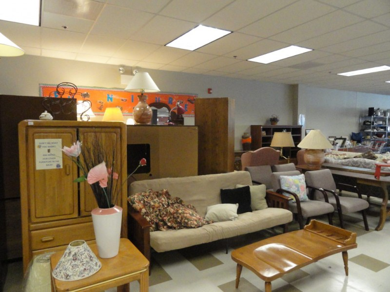 Wonderful New Thrift Store Offers Clothing, Furniture And More | Libertyville, IL  Patch