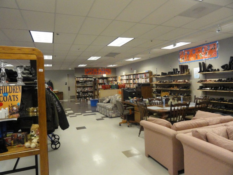 new thrift store offers clothing furniture and more libertyville il patch. Black Bedroom Furniture Sets. Home Design Ideas