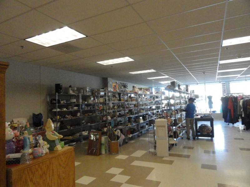 New thrift store offers clothing furniture