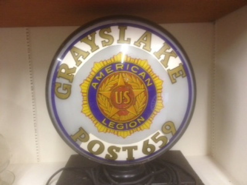 From The Grayslake Historical Society Archives American Legion Post