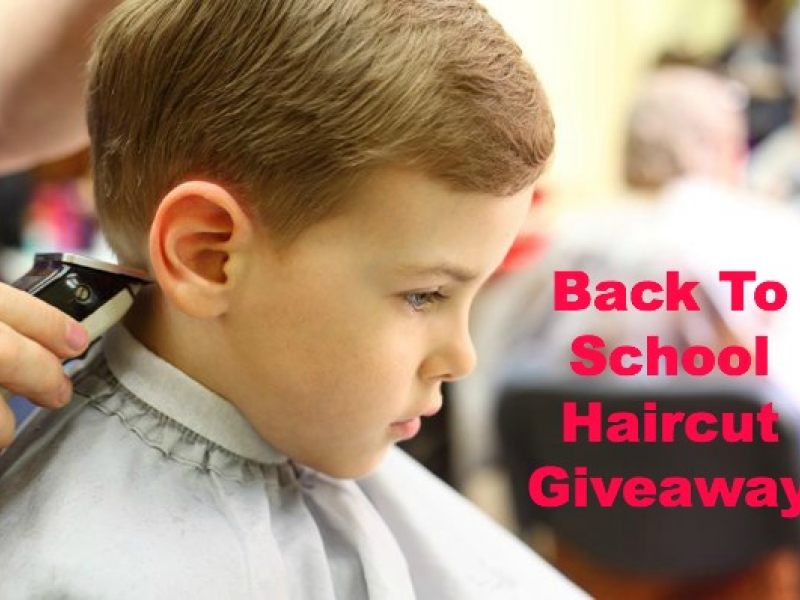Back To School Haircut Giveaway From Macaroni Kid Middletown