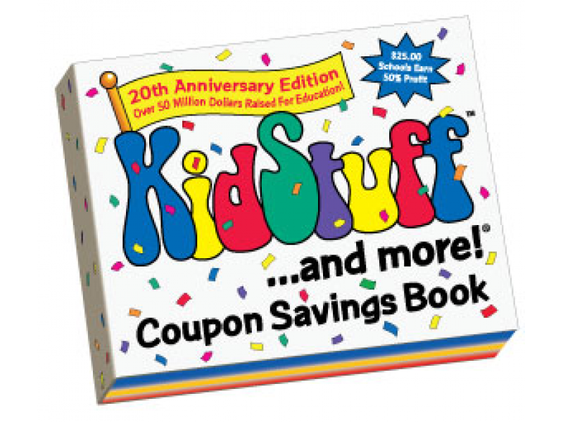 Kid Stuff Coupon Books Are Comming Enfield Ct Patch