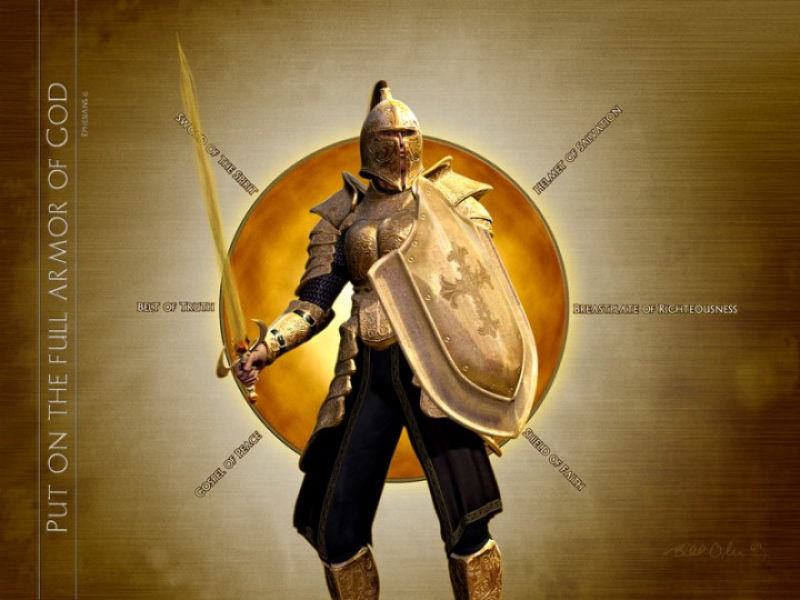 The Whole Armor of God | Sayville, NY Patch
