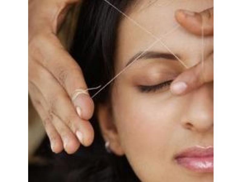 Eyebrow Threading Just Perfect Threading And Salon Los Gatos Ca