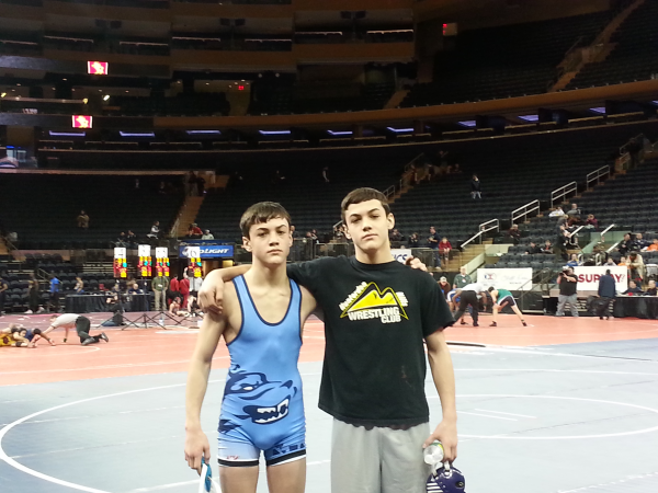 Long Valley Wrestlers Compete In Storied Madison Square Garden Long Valley Nj Patch