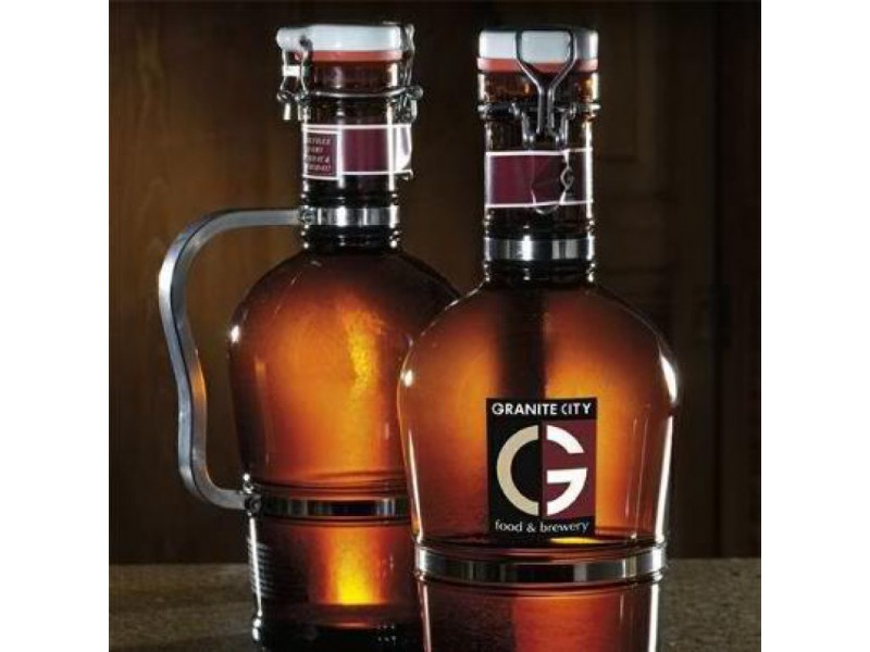 Granite City 5 00 Growler Fills Orland Park Il Patch
