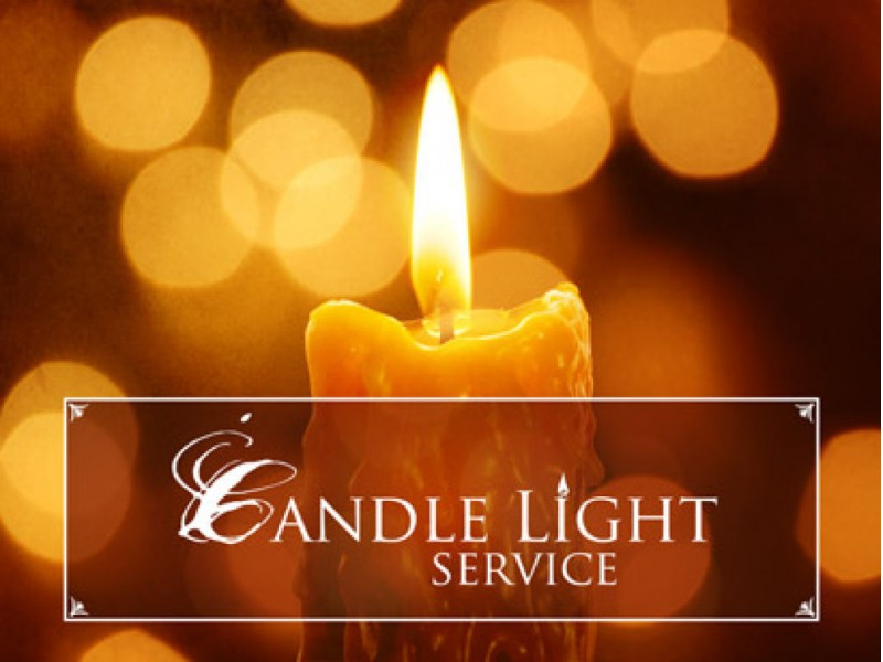 Christmas Eve Candlelight Communion Service At Sutallee Baptist