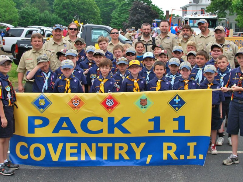 Cub Scout Pack 11 Coventry Recruitment Drive | Coventry, RI