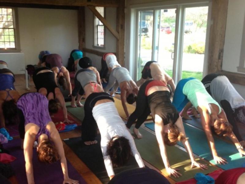 The Benefits of Yoga are Immeasurable!  0a568c755da41