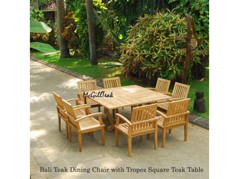 Mcgill Patio Los Gatos For Quality Furniture In Teak And Wicker 0