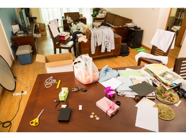 Getting Your Home Organized
