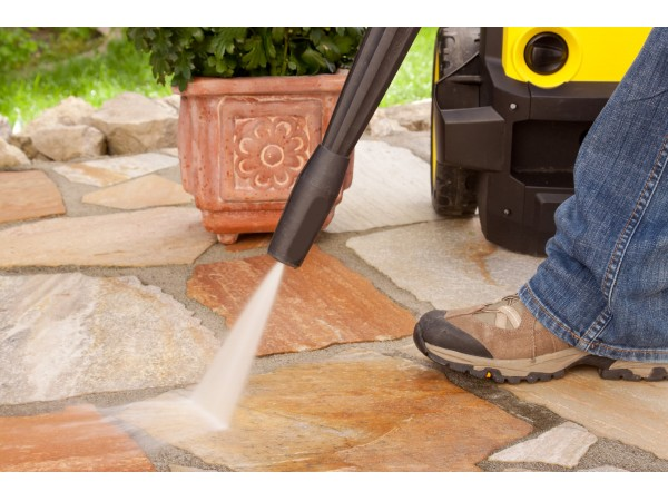 Spring Cleaning Your Outside