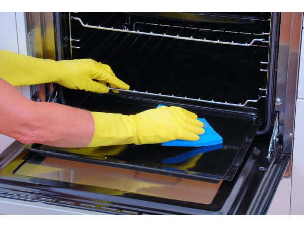 Getting a Sparkling Clean Oven