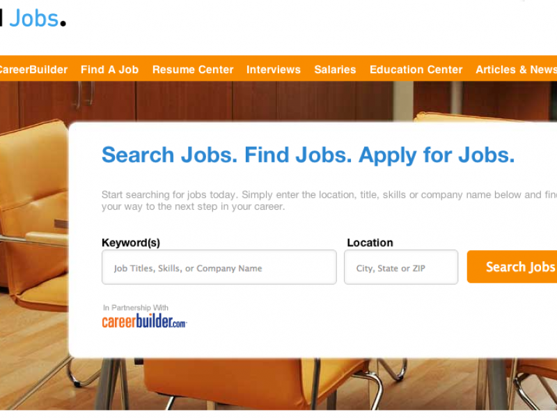 search jobs by degree