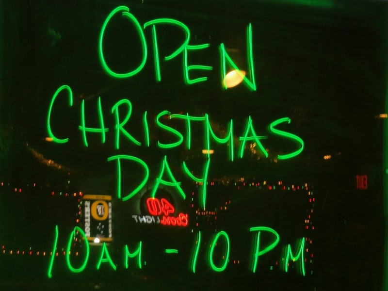Five North Hills Area Businesses Open on Christmas Day - North ...