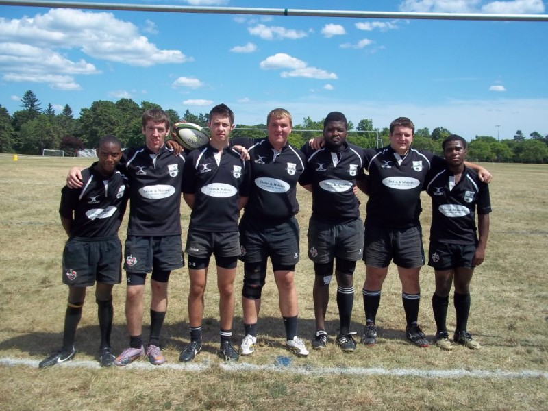 Milton Rugby Players Earn Bronze Medal In Bay State