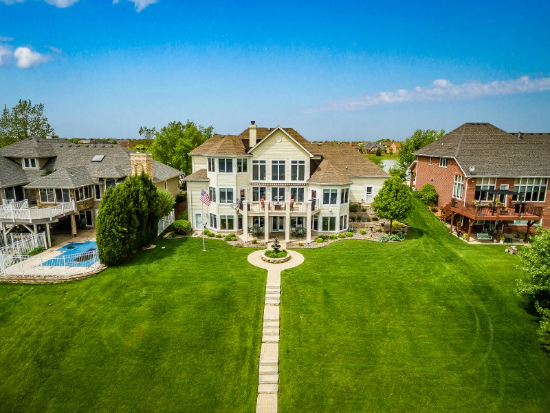 New Homes In Center Grove Indiana