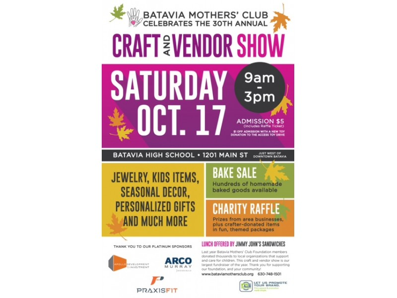 Hosting Craft Show Illinois