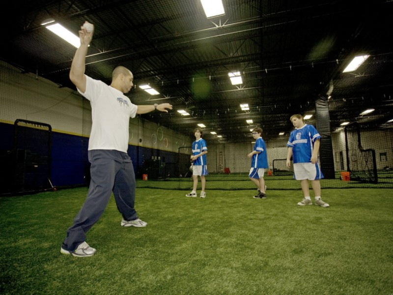Take Me Out To The Batting Cage   Baseball In Full Swing At Frozen Ropes |  Menomonee Falls, WI Patch