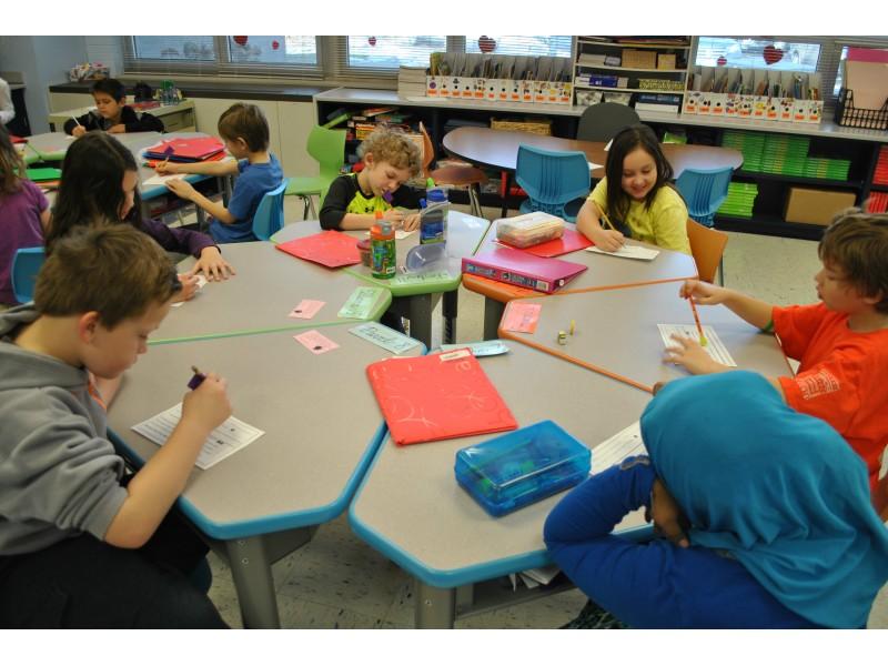Classroom Furniture Grant ~ Future ready classroom furniture wheaton il patch