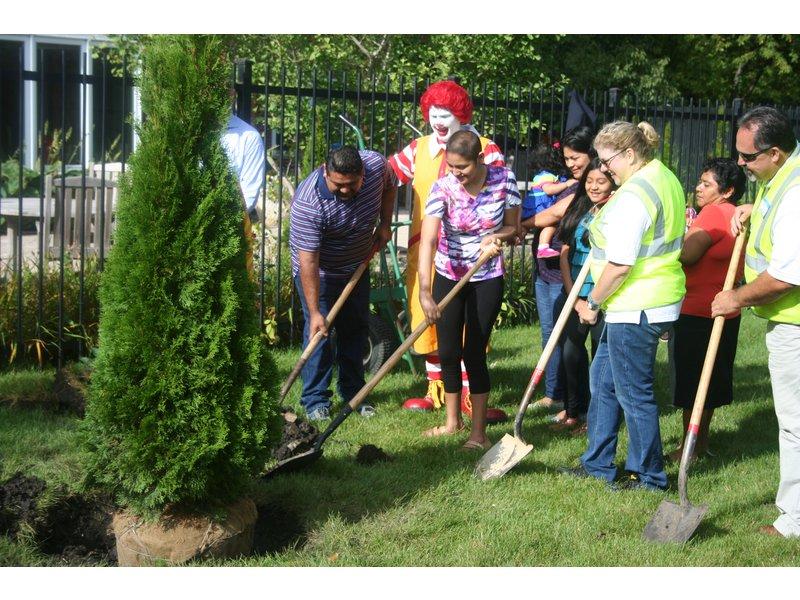 Ronald McDonald House(R) and Friends Transform \'Secret Garden\' for ...