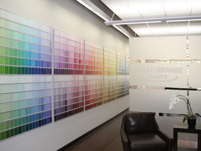 Kelly Moore Paints Colorstudio Collection Now At San Francisco Design Center Showroom