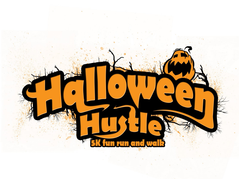 halloween hustle 5k run walk