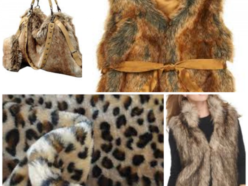 Faux Fur, Faux Leather, Faux Meat: Vegan Thumbs Up Or Thumbs