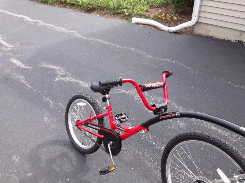 runabout bicycle midget Schwinn