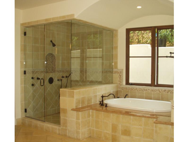 DIY Shower Door Glass Repellent Sealer Kit | Temecula, CA Patch