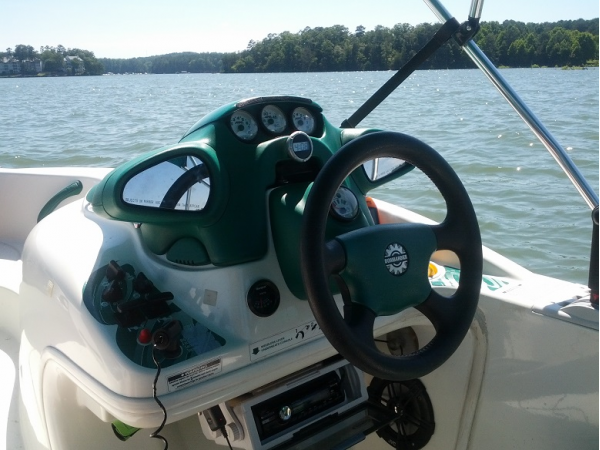 Tire Patch Cost >> 2000 SEA-DOO CHALLENGER twin engine jet boat - Cumming, GA Patch