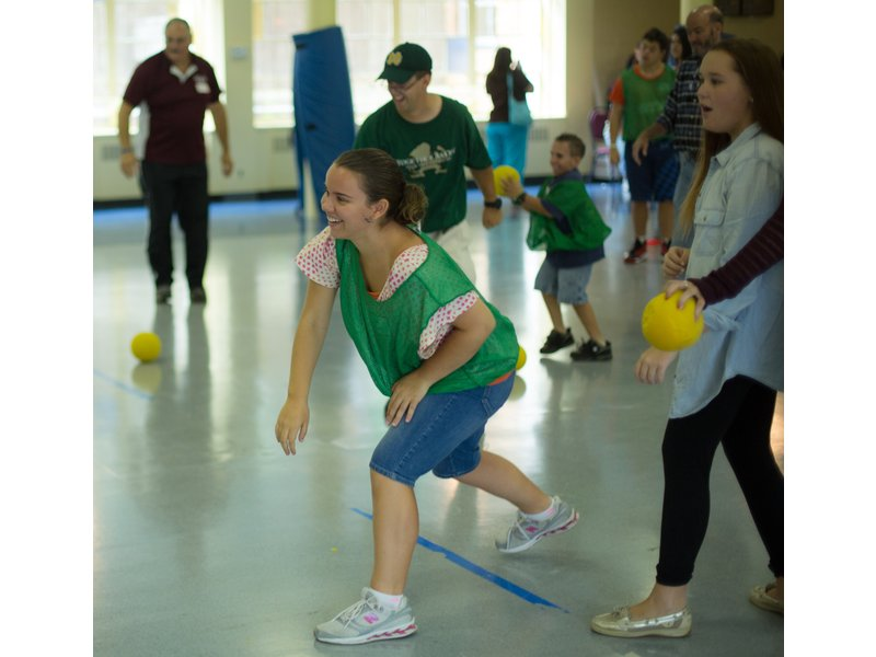 Respite Games At St Anne 39 S Spirit Day September 20th 2014 Garden City Ny Patch