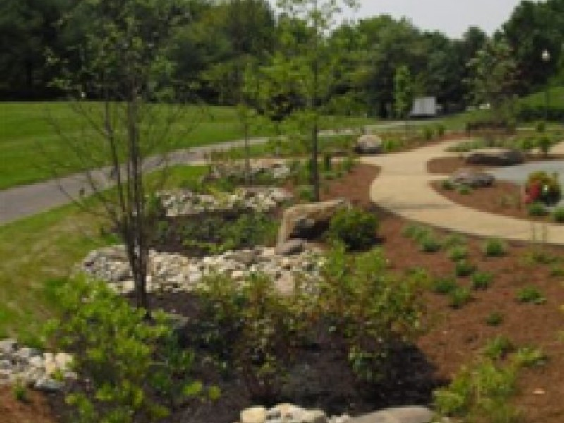 Merveilleux RainScaping Garden Tour Of Annapolis
