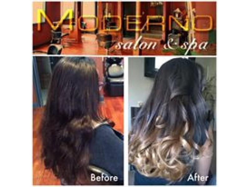 Spring Summer Hair Highlighting Melrose Ma Patch