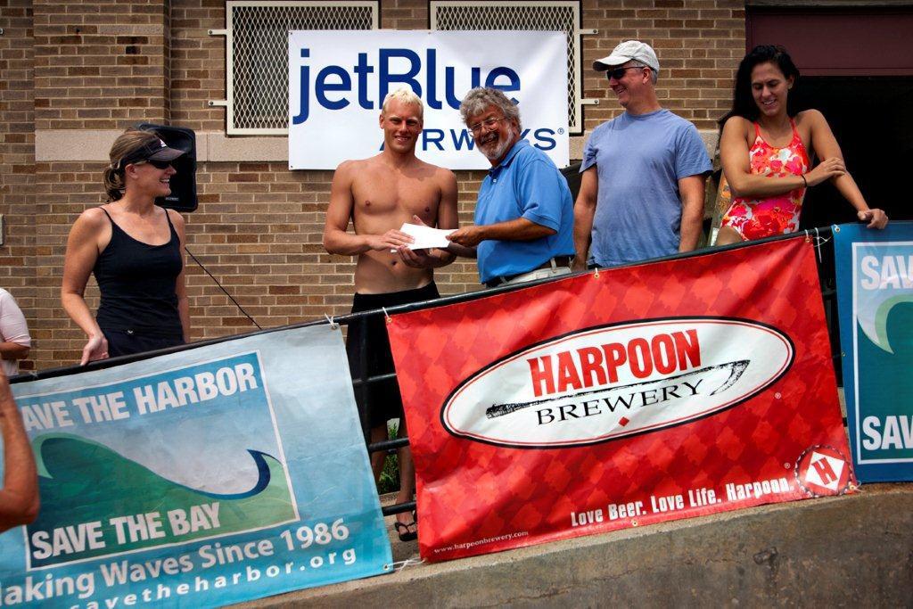 Brighton Woman Wins Boston Harbor Swim | Brookline, MA Patch