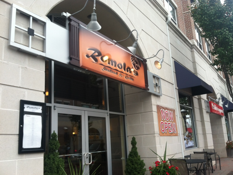 Romolas Seafood Restaurant Offers Cranford A Taste Of The