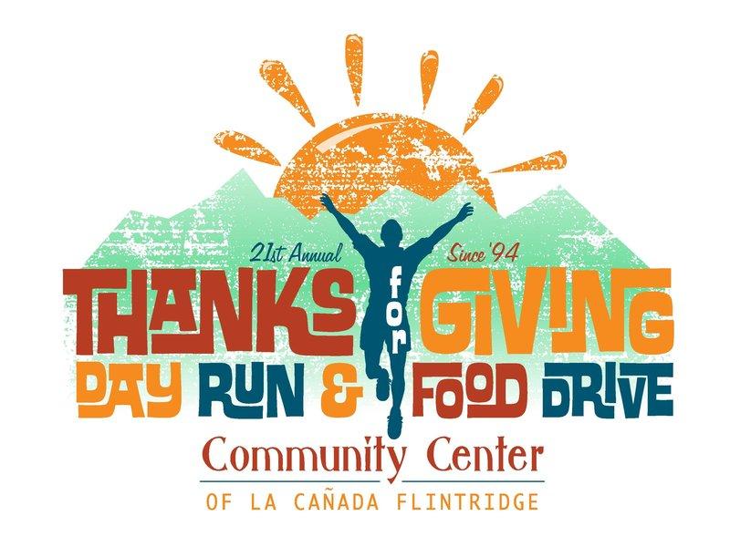 Thanksgiving Day Run Food Drive