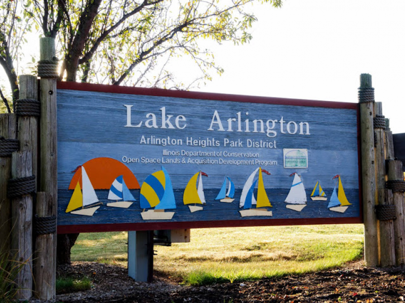 breathe deep lake arlington