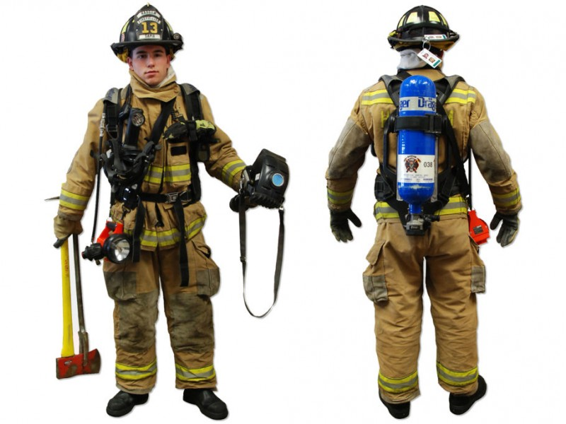 what s it weigh firefighter gear piece by piece the haddams