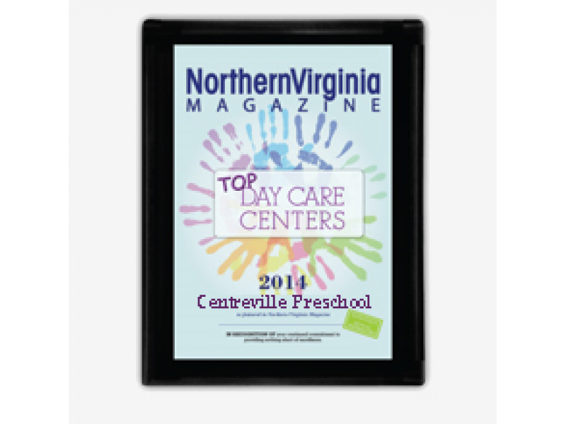 Centreville Preschool Named Top Daycare Center By Northern
